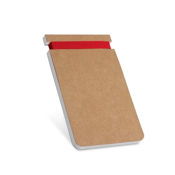 WILDE. Σημειωματάριο - Κόκκινο