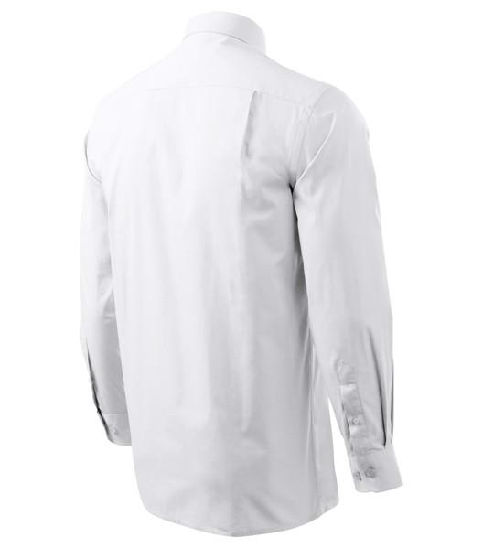 Košile pánská Malfini Style LS - Bílá / L