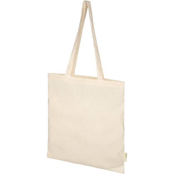 Orissa 100 g/m² GOTS organic cotton tote bag