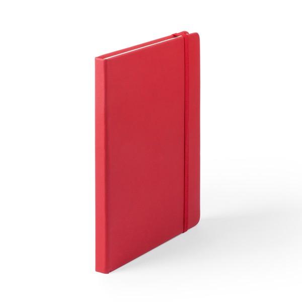 Bloco de Notas Ciluxlin - Vermelho