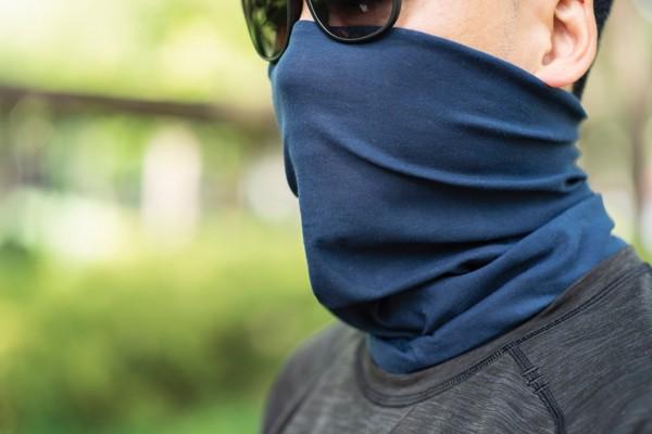 Multifunkční šátek - Šedá