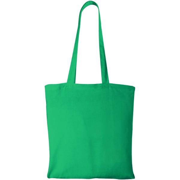 Bavlněná odnoska Madras - Světle zelená