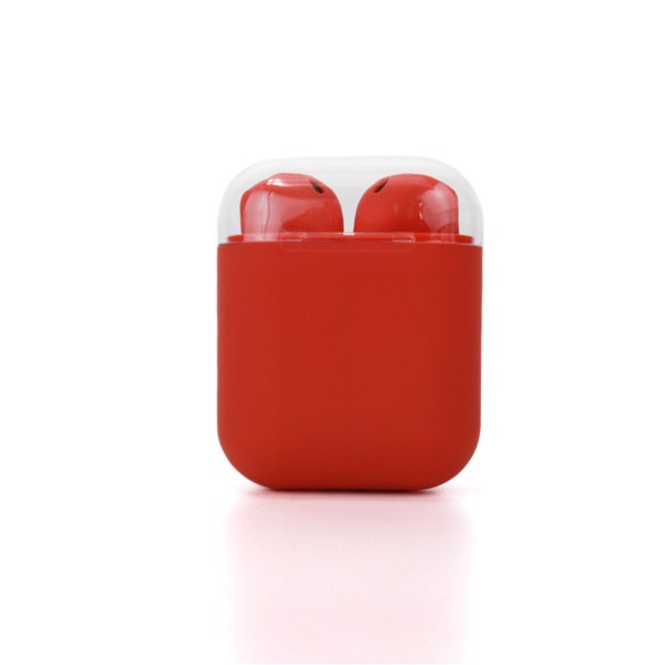 Prixton TWS154C Bluetooth® earbuds - Red