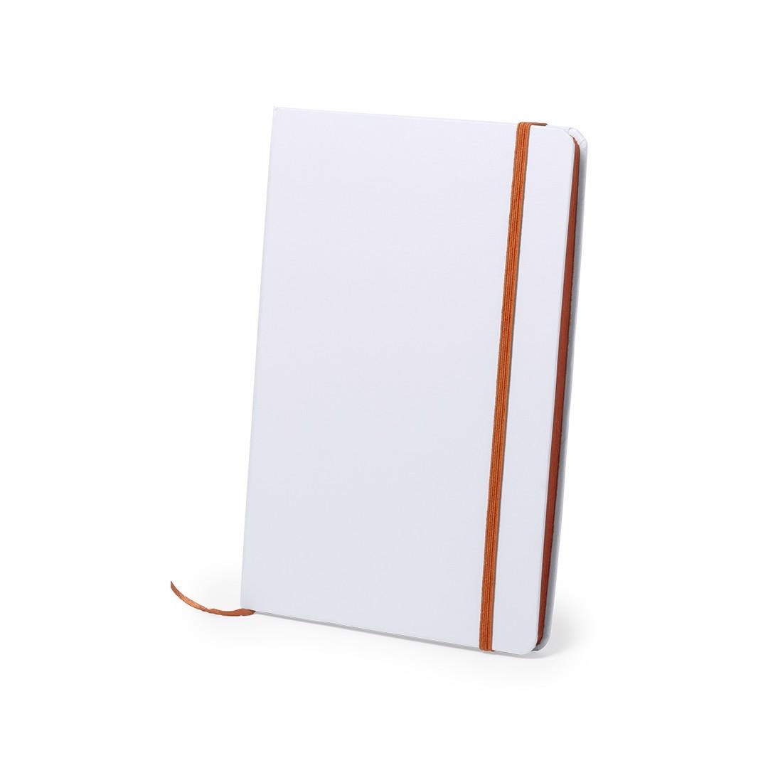 Bloc Notas Kaffol - Naranja