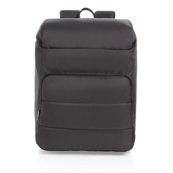 Chladící batoh Impact z RPET AWARE™ - Černá