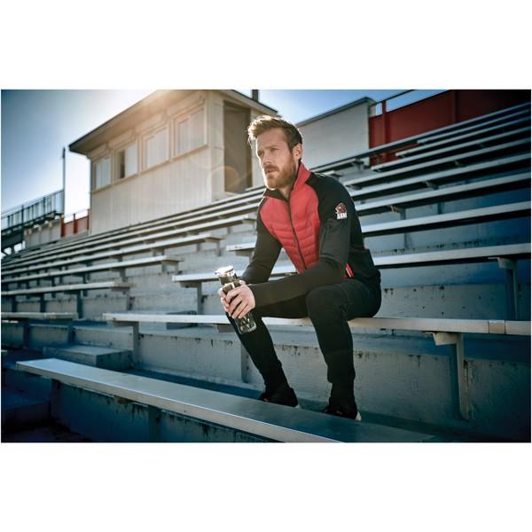 Banff hybrid insulated jacket - Red / XS