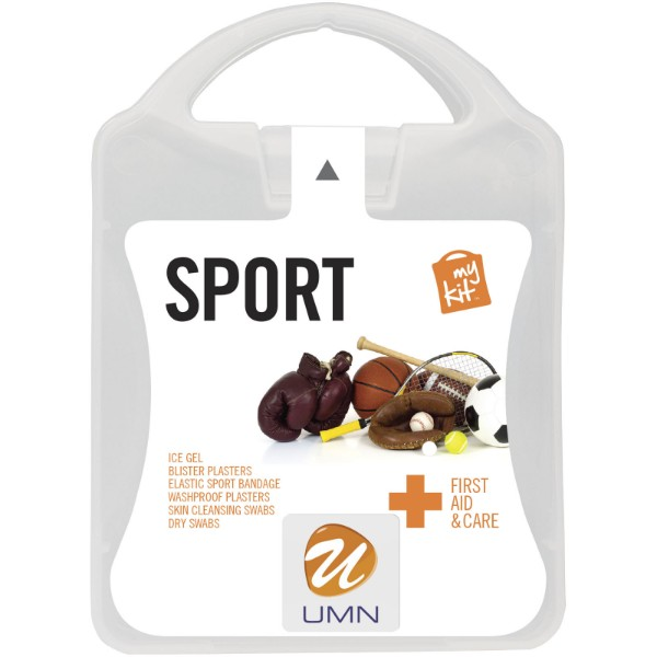 MyKit Sport first aid kit - White