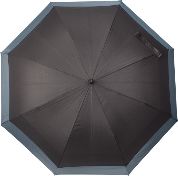 Pongee (190T) umbrella - Grey