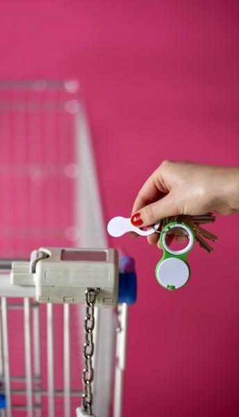 PP key holder