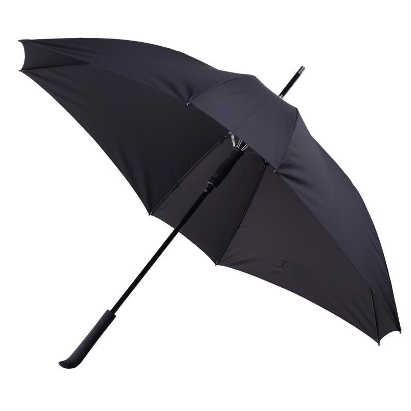 Parasol automatyczny Lugano - Czarny
