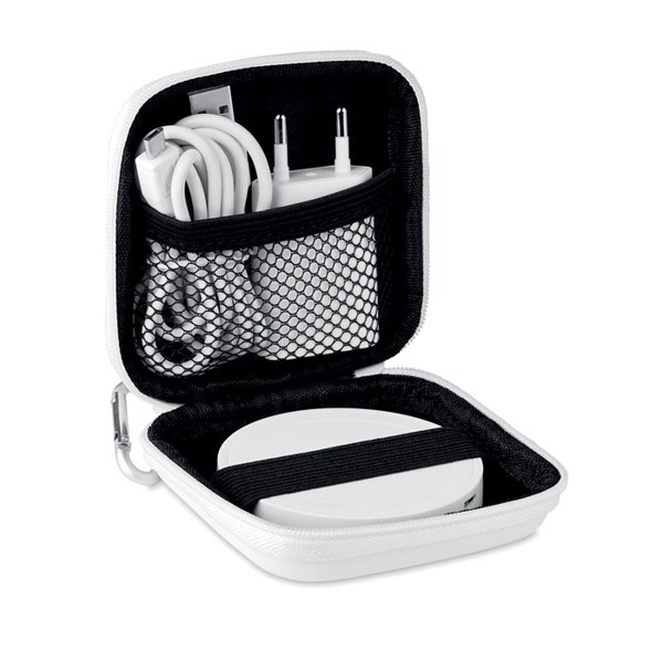Wireless charger travel set Wireless Plato Set