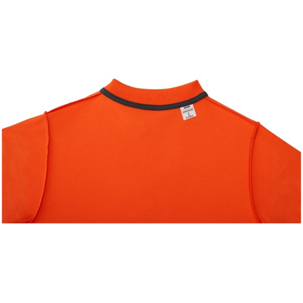 Helios short sleeve women's polo - Orange / XXL
