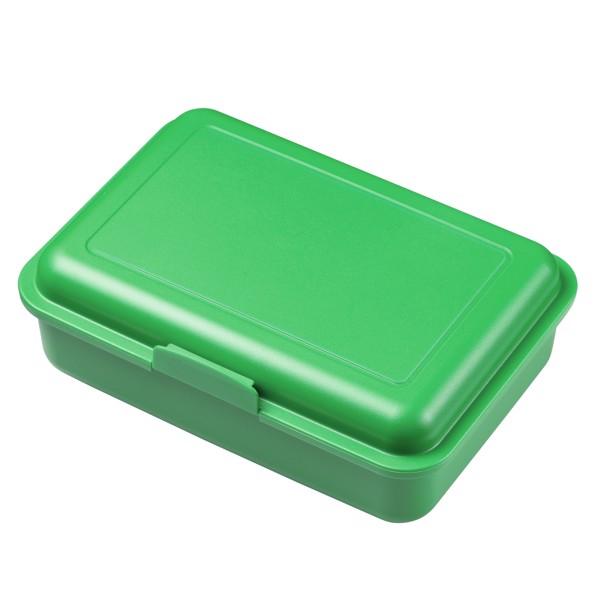 "Storage Box ""School Box"" Medium With Separator - Standard-Green"
