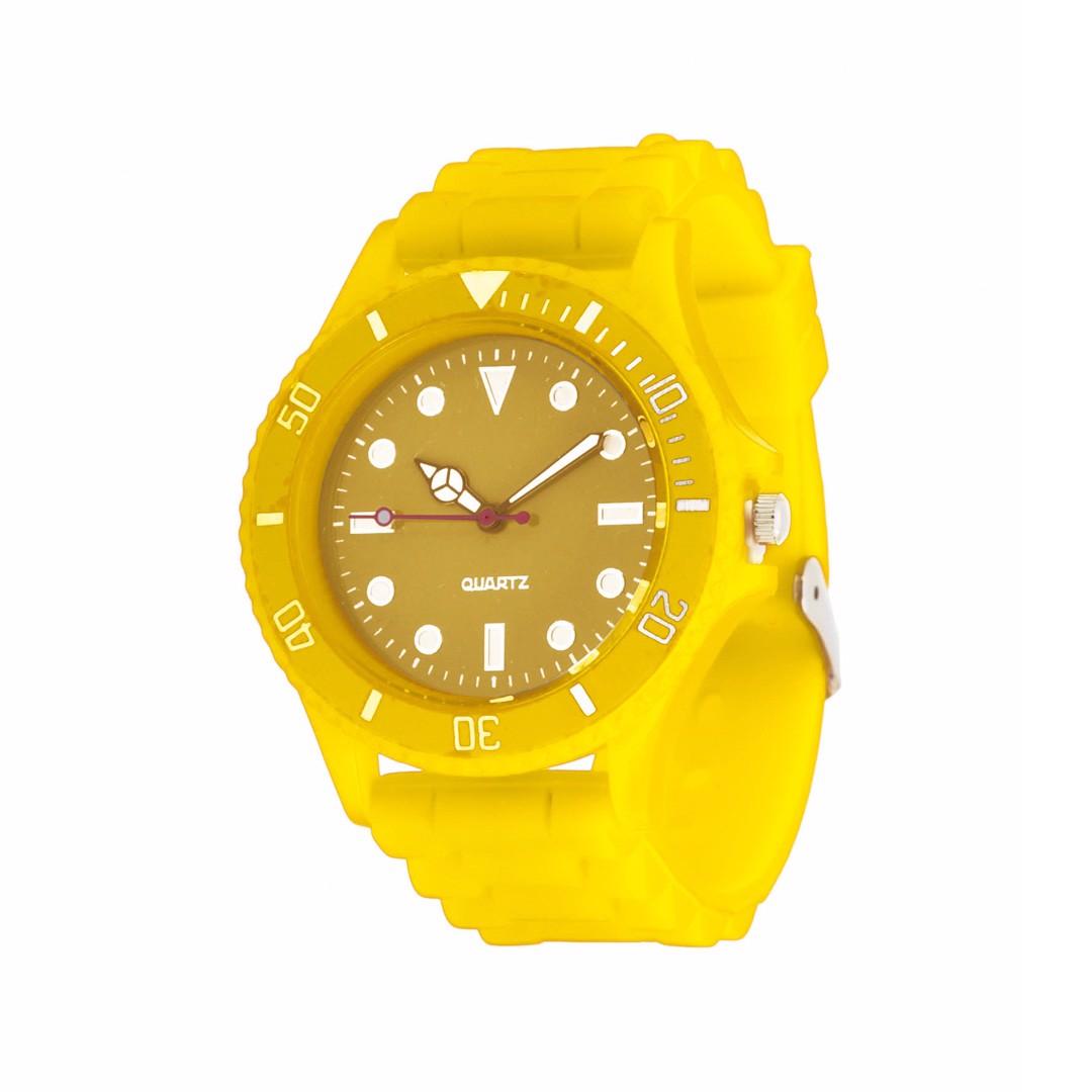 Reloj Fobex - Amarillo