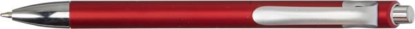 Kugelschreiber 'Vision' aus Kunststoff - Red