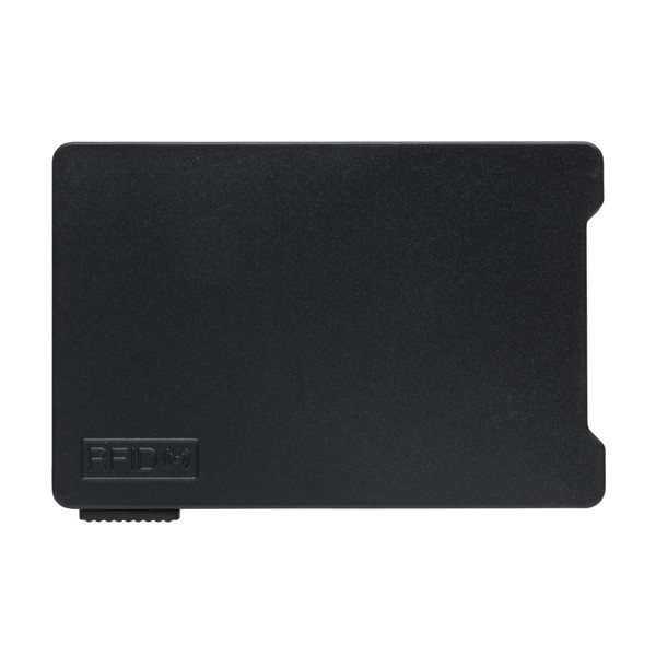 Pouzdro na více karet s RFID ochranou - Černá