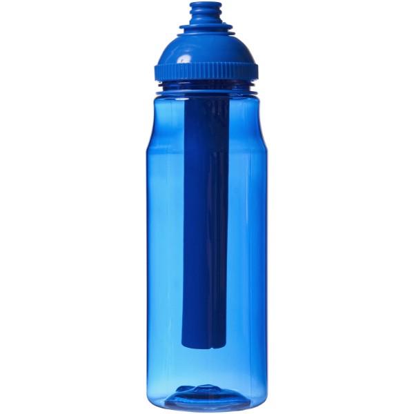 Arctic 700 ml Flasche mit Eisbehälter - Blau