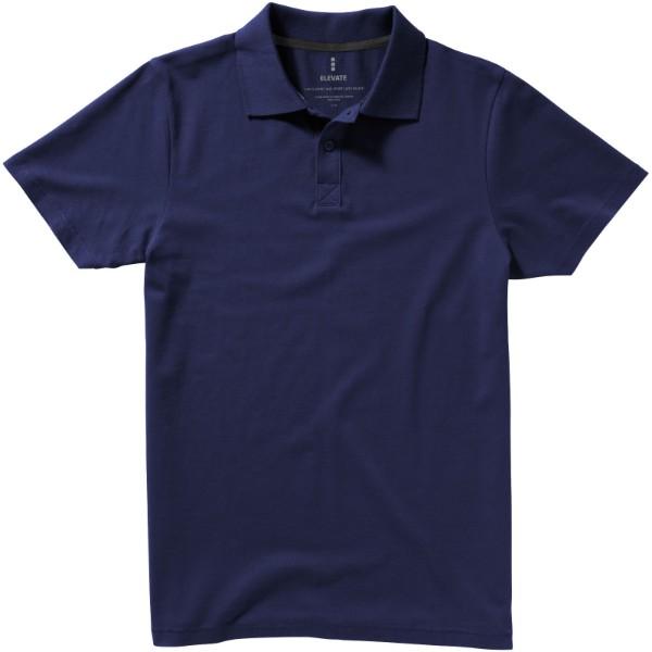 Seller short sleeve men's polo - Navy / L