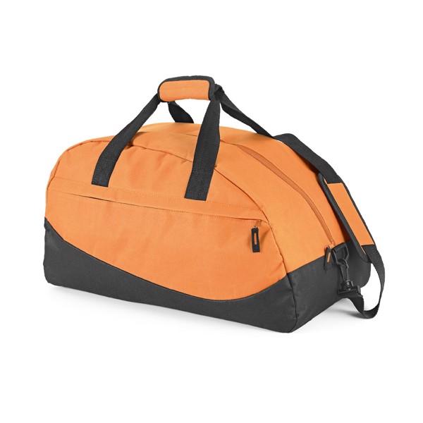 BUSAN. Sportovní taška do tělocvičny - Oranžová