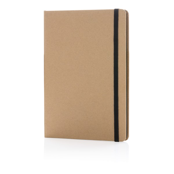 A5 recycled kraft notebook