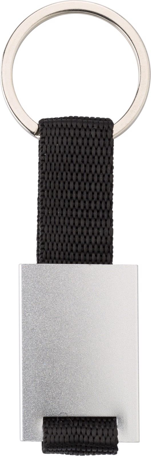 Aluminium key holder - Silver