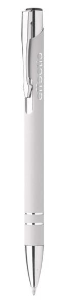 Kuličkové Pero Runnel - Bílá