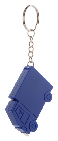 Přívěšek Na Klíče S Metrem Symmons - Modrá