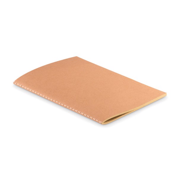 DIN A5 Notizbuch mit Pappcover Mid Paper Book
