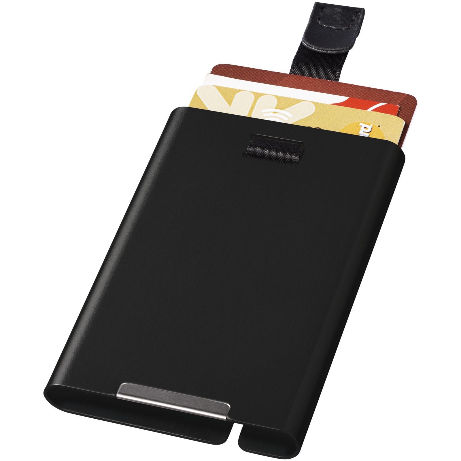 Pilot RFID Card Slider - Černá