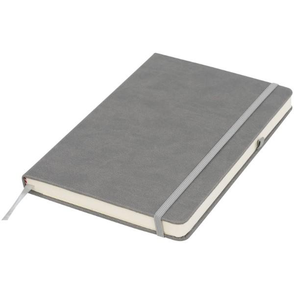 Středně velký zápisník Rivista - Šedá
