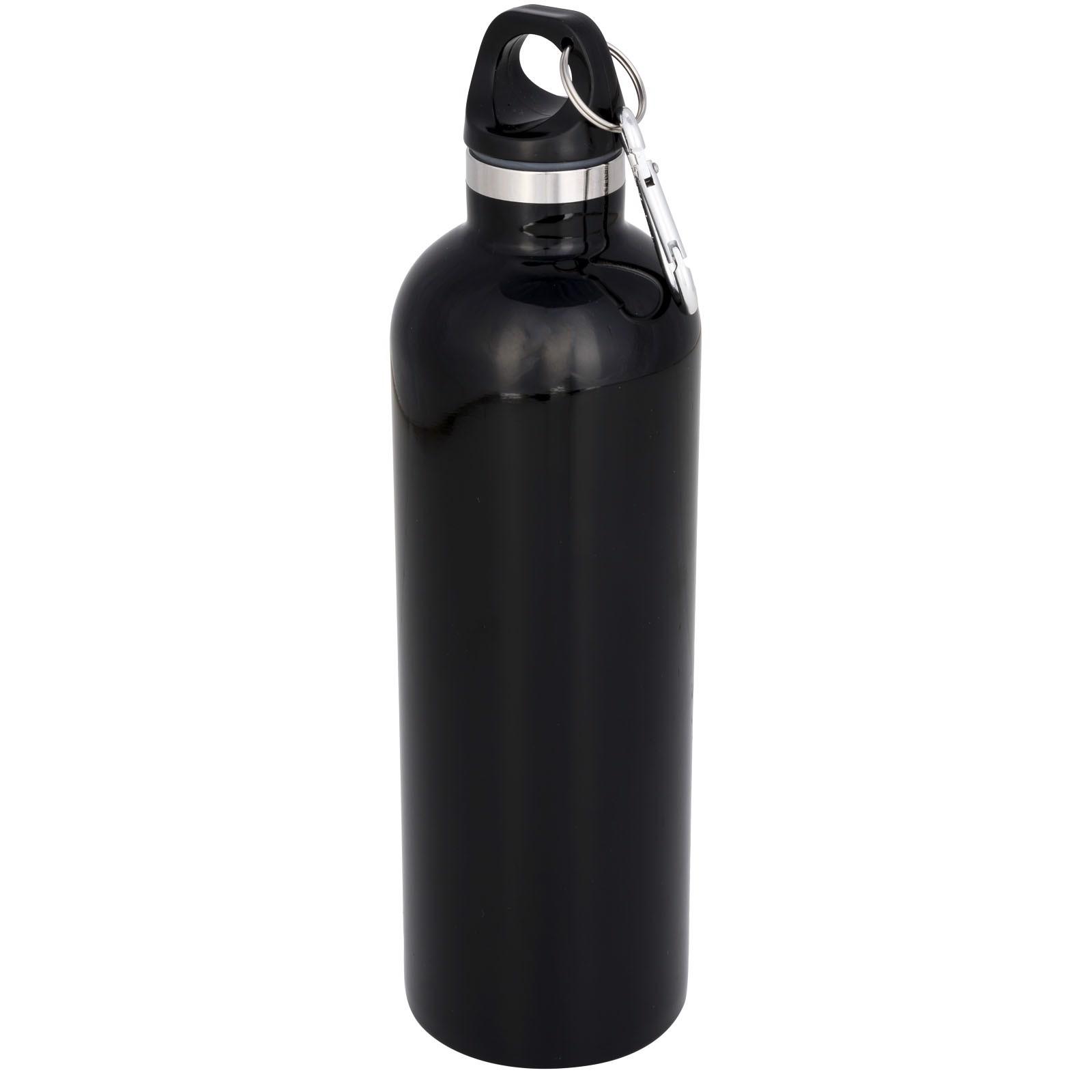 Atlantic 530 ml Vakuum Isolierflasche - Schwarz