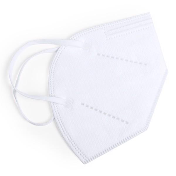 Auto Filtering Mask FFP2 White Tensil