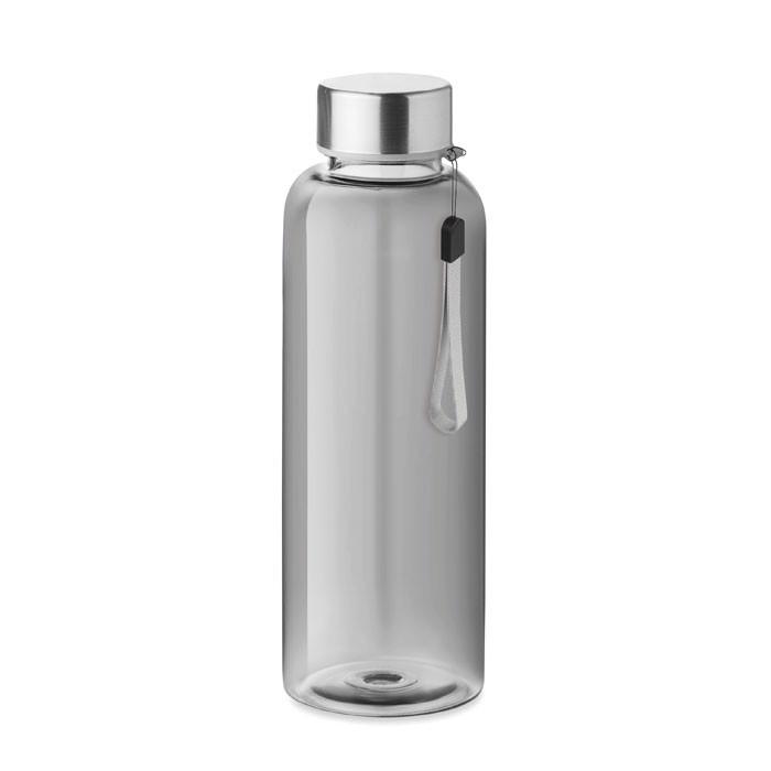 Butelka 500 ml z RPET Utah Rpet - przezroczysty szary