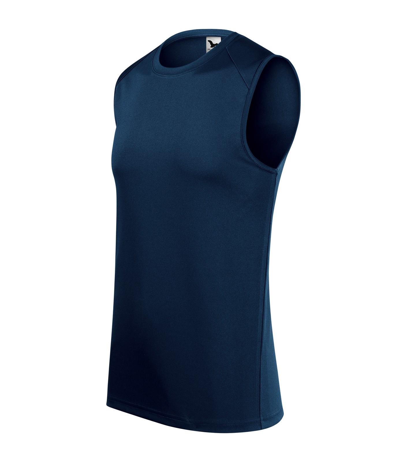 Tílko pánské Malfini Breeze - Námořní Modrá / XL