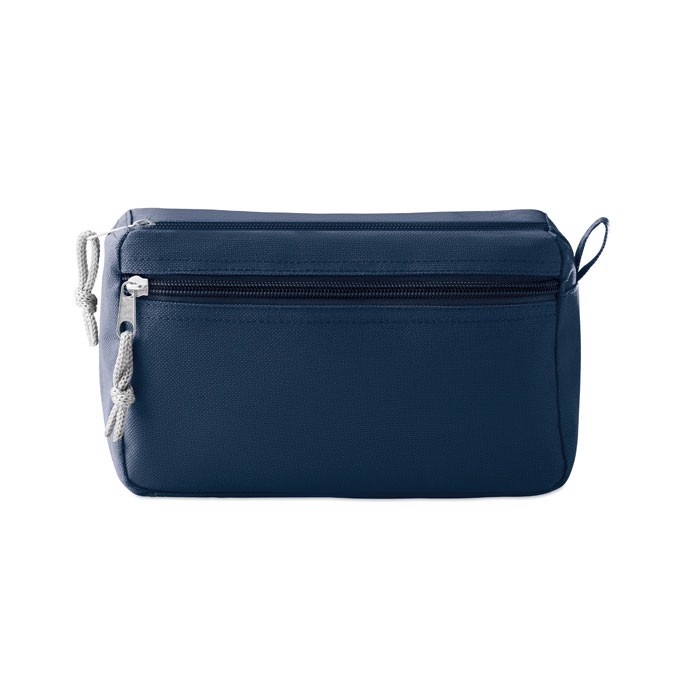 PVC free cosmetic bag New & Smart - Blue