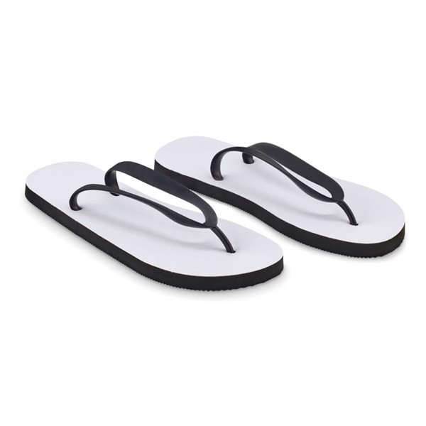 Sublimation beach slippers M Do Mel