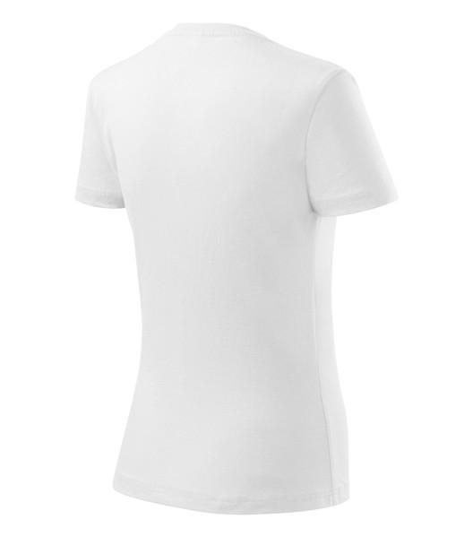 Tričko dámské Malfini Classic New - Bílá / M