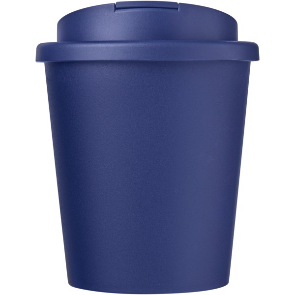 Americano Espresso® 250 ml tumbler with spill-proof lid - Blue