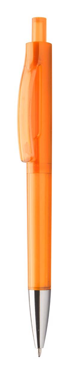 Kuličkové Pero Velny - Oranžová