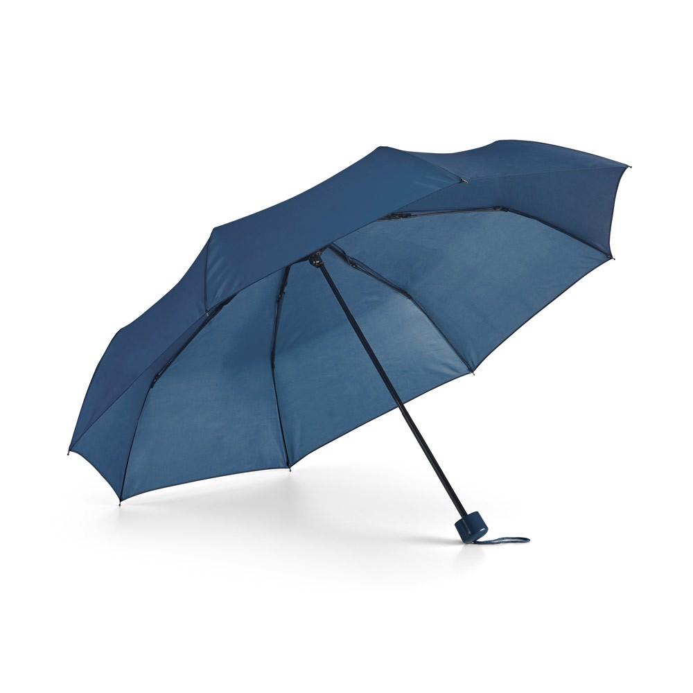 MARIA. Compact umbrella - Blue