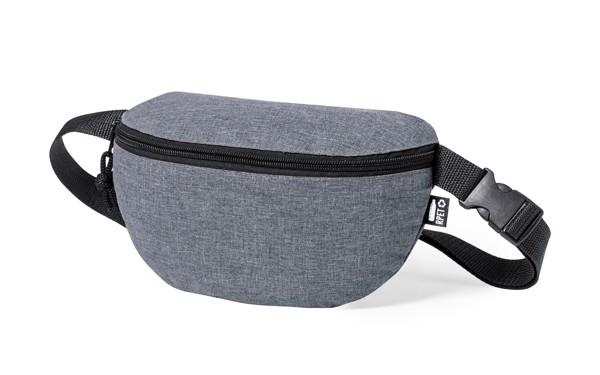 Rpet Waist Bag Parks - Ash Grey