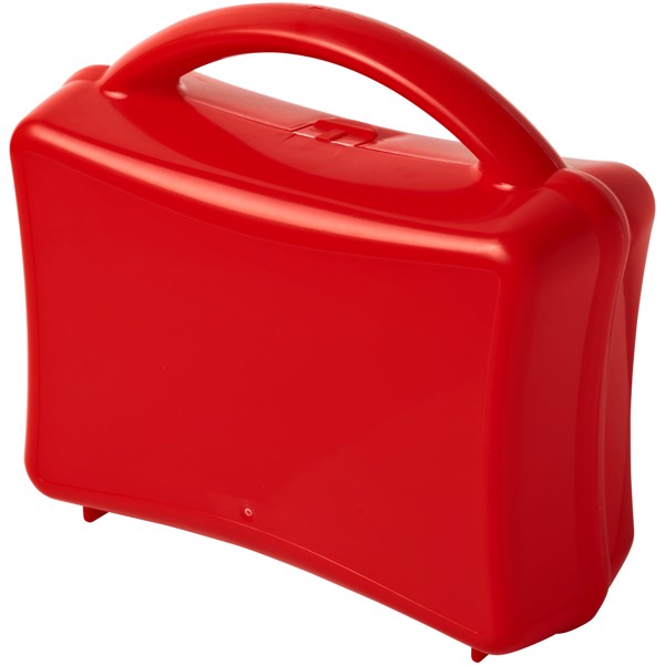 Stubi junior lunchbox - Red
