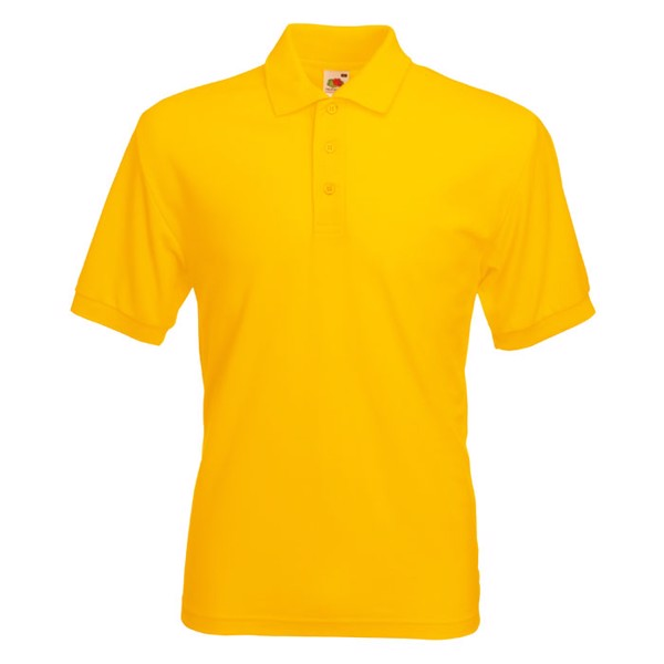 Męska Koszulka polo 170g/m2 65/35 Blended Polo 63-402-0 - Sunflower / XL
