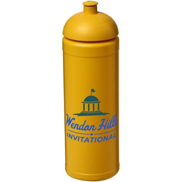 Sportovní láhev s kupolovitým víčkem Baseline® Plus 750 ml - Žlutá