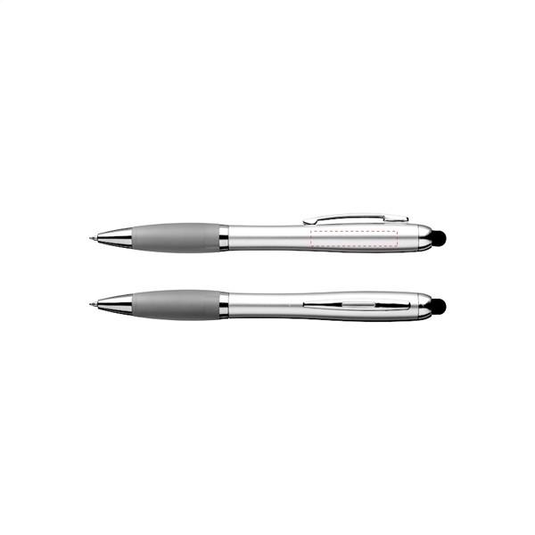 AthosColour Light Up Touch pen - Dark Blue