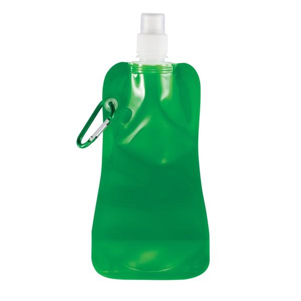 Složitelný vak na vodu - Zelená / Bílá
