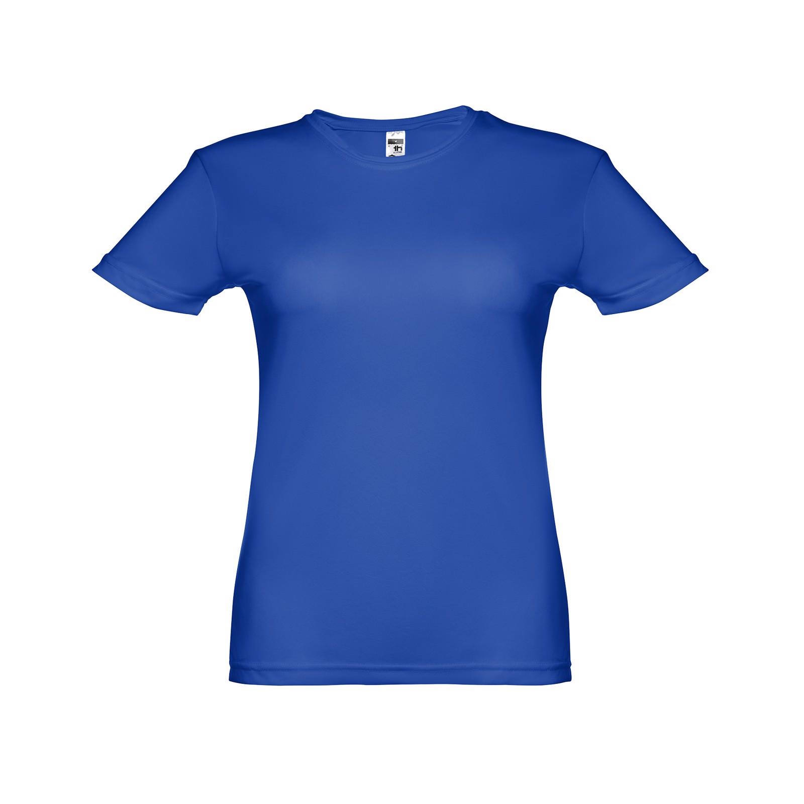 NICOSIA WOMEN. Women's sports t-shirt - Royal Blue / M