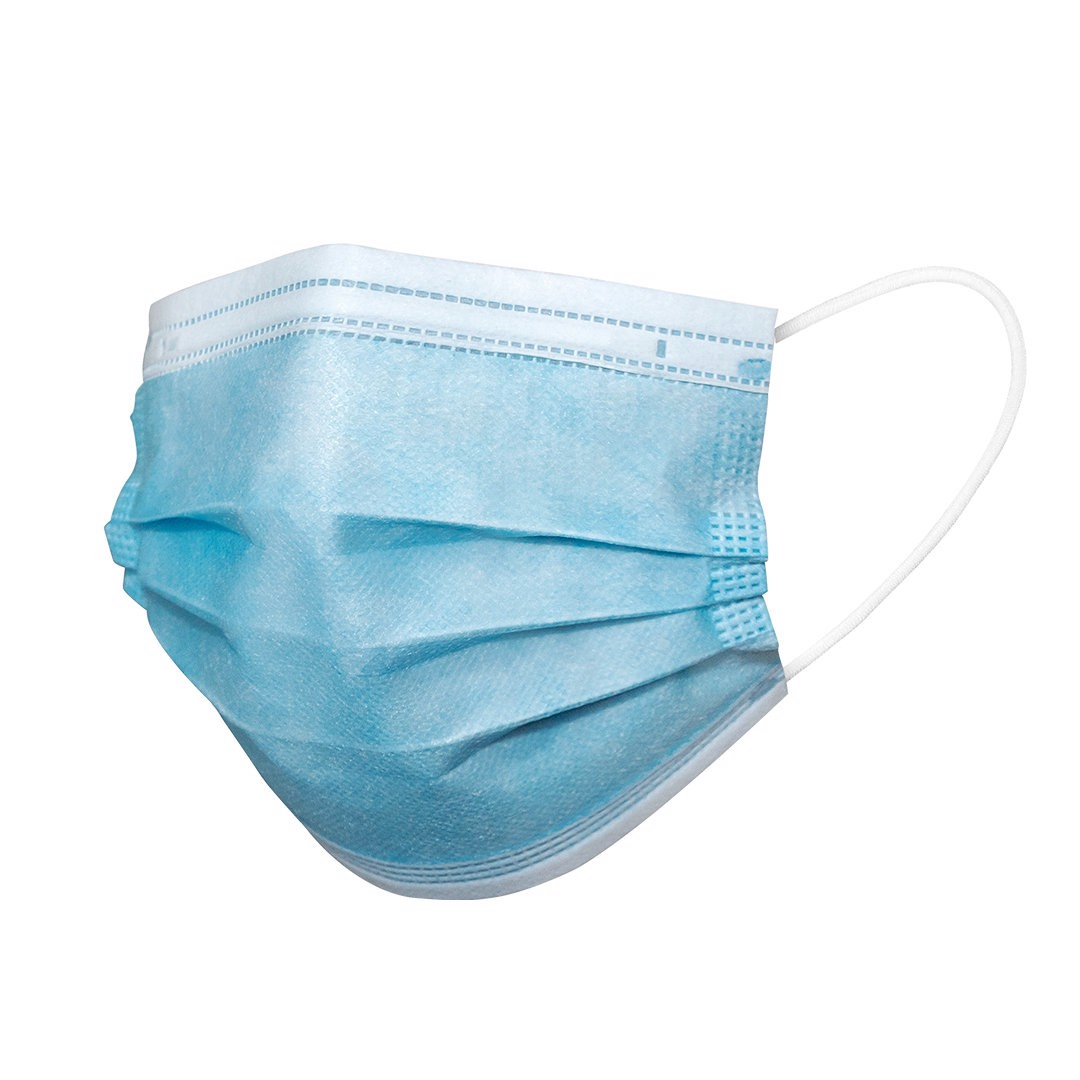 Mascarilla Higiénica Nombix - Azul