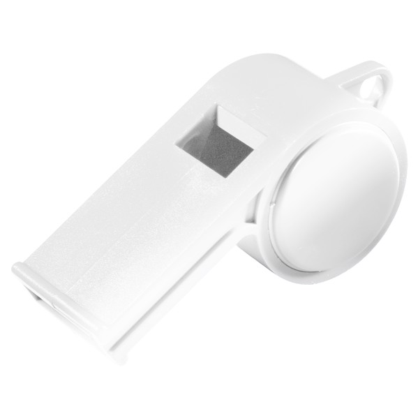 """Whistle """"Sport"""" Without Cord - White"""
