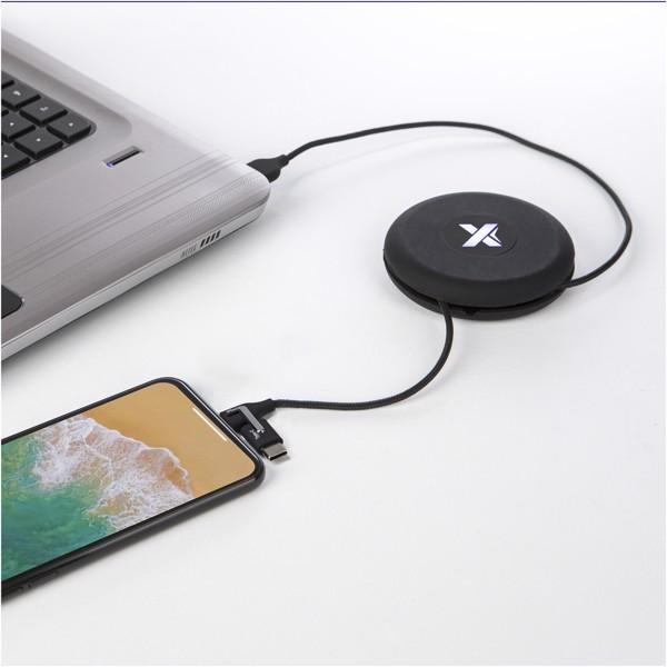 SCX.design C18 travel light-up cable